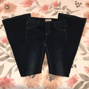 Free People Flare Pull On Sz 26 Pants